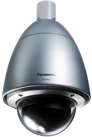Panasonic WV-CW964 Security Cameras