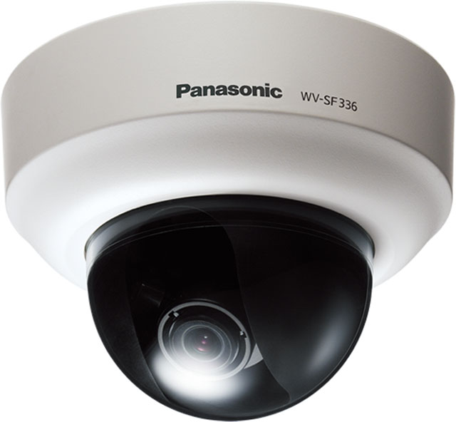 Panasonic WV-SF336 Security Cameras