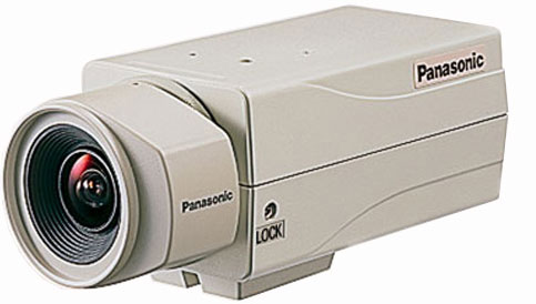 Panasonic WV-BP140 Series Security Cameras