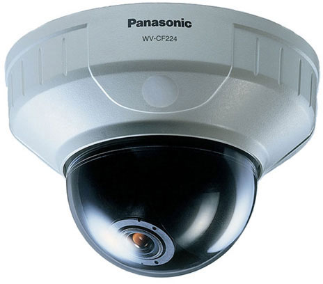Panasonic WV-CF224 Series Security Cameras