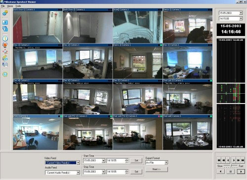 Panasonic XProtect Basis+ Security Camera Software