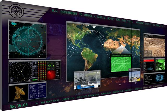 Planar Clarity Matrix MX Digital Signage Displays