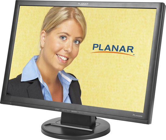 Planar PL1910MW Point of Sale Monitors