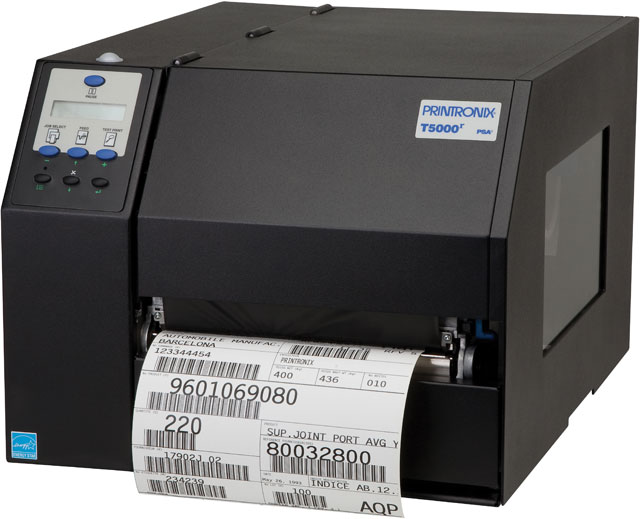 Printronix T5208 Thermal Barcode Label Printer