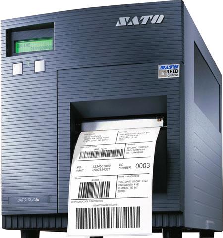 SATO CL408e RFID RFID Printers