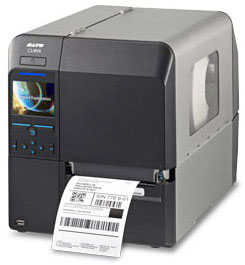 SATO CL4NX Thermal Barcode Label Printer