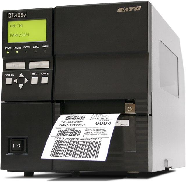 SATO GL412e RFID RFID Printers