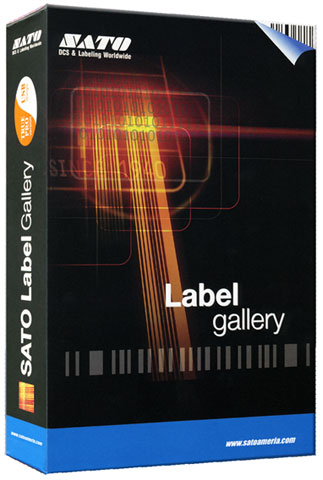 SATO Label Gallery Barcode Label Software