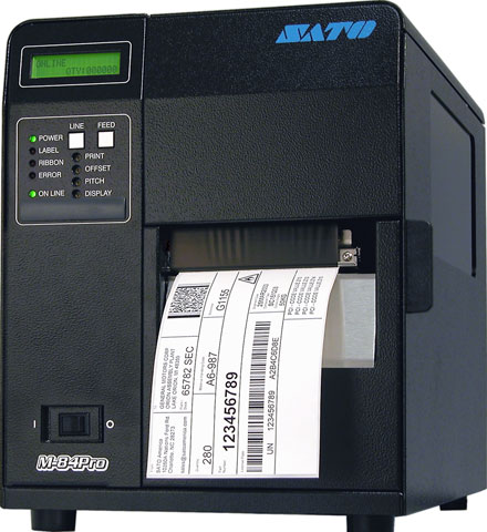 SATO M84Pro(6) Thermal Barcode Label Printer