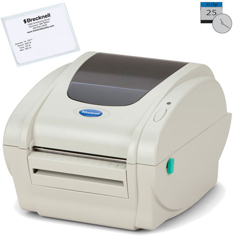 Brecknell LP-470 Thermal Barcode Label Printer