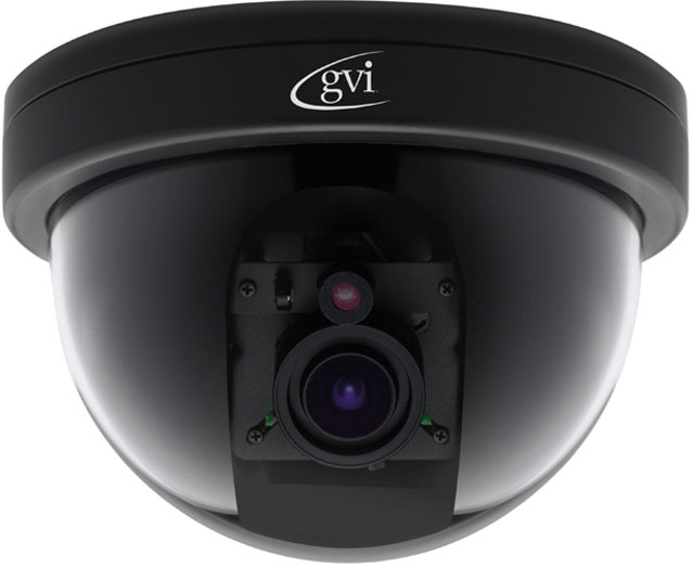 Samsung GV-FXDVFA40 Fixed Dome Security Cameras