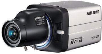 Samsung SCB-3001 Security Cameras