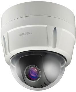 Samsung SNP-3120V Security Cameras
