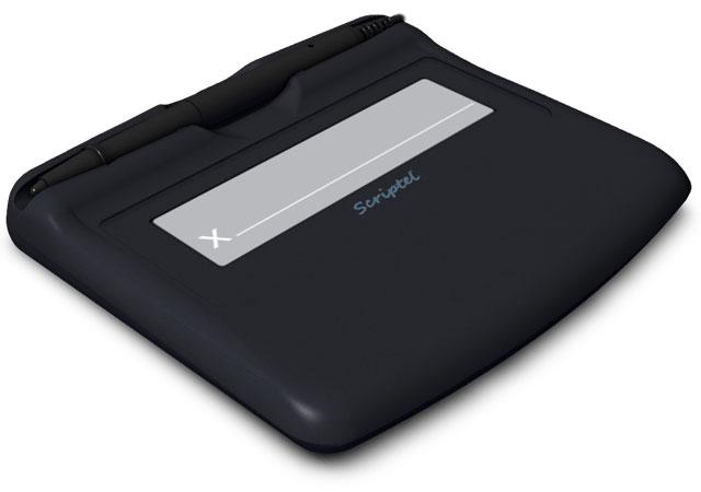 Scriptel ST1476 EasyScript Slimline Signature Pads