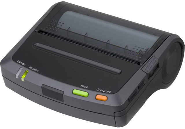 Seiko DPU-S445 Portable Label Printer