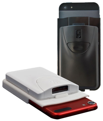 Socket CHS 8Qi Barcode Scanners