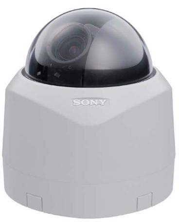 Sony SNC-DF40N Minidome Security Cameras