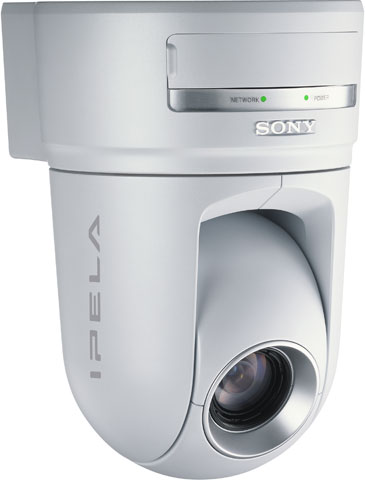 Sony Electronics SNC-RZ25N Security Cameras