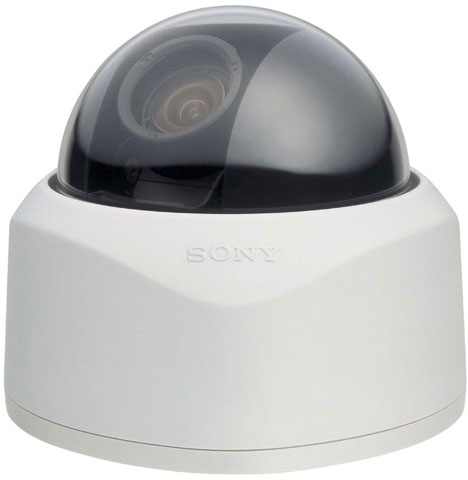 Sony Electronics SSC-CD43V Minidome Color Security Cameras