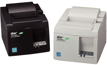 Star TSP100ECO POS Printer