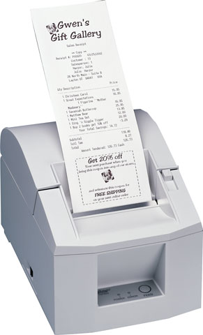 Star TSP643 POS Printer