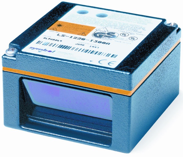 Symbol LS 1220 Fixed Mount Barcode Scanners