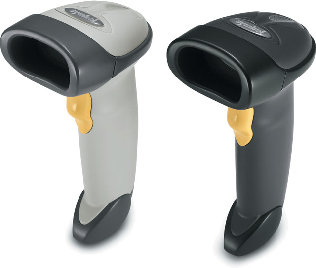 Symbol LS2208 Barcode Scanners