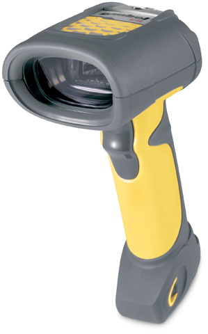 Symbol LS3408ER, LS3408 Series Barcode Scanners