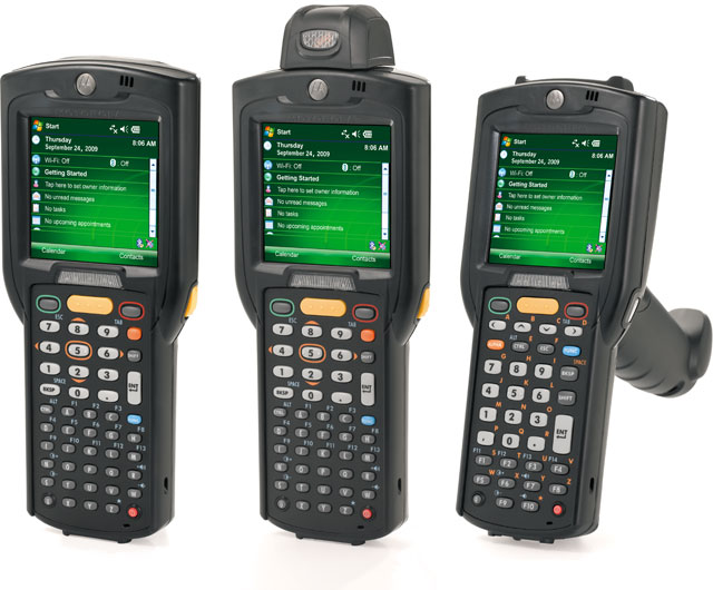 Symbol MC3100 Handheld Computers
