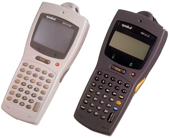 Symbol PDT 6140 Handheld Computers