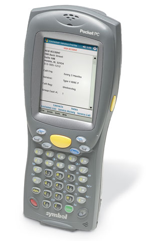 Symbol PDT 8137 Handheld Computers