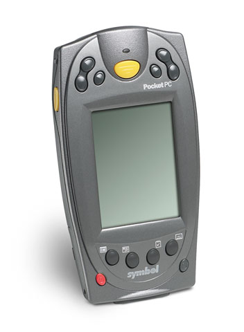 Symbol PPT 2742 + Handheld Computers