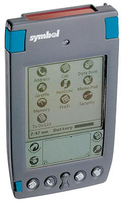 Symbol SPT 1500 Handheld Computers