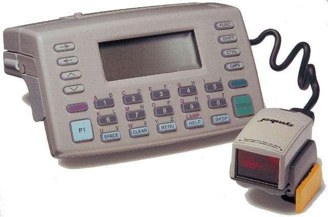 Symbol WSS 1000 Handheld Computers