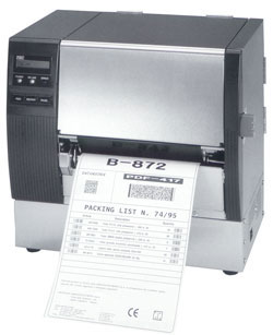 Toshiba TEC B 882 Thermal Barcode Label Printer