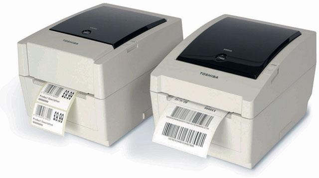 Toshiba TEC B-EV4 Thermal Barcode Label Printer
