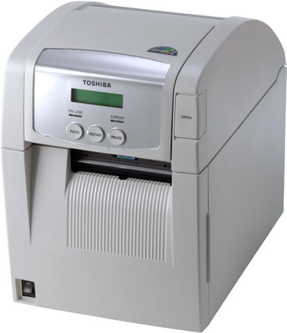 Toshiba TEC B-SA4TP Thermal Barcode Label Printer