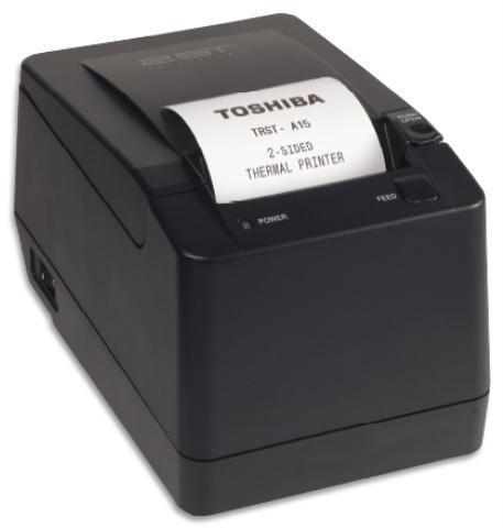 Toshiba TEC TRST-A15 Thermal Barcode Label Printer