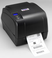 TSC TA200 Thermal Barcode Label Printer