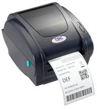 TSC TDP-244 Thermal Barcode Label Printer