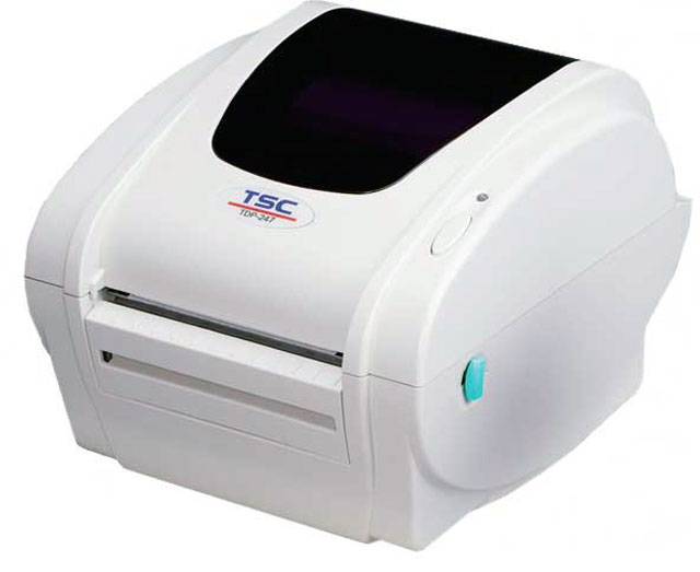 TSC TDP-345 Thermal Barcode Label Printer