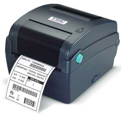 TSC TTP-244CE Thermal Barcode Label Printer - Barcode Discount