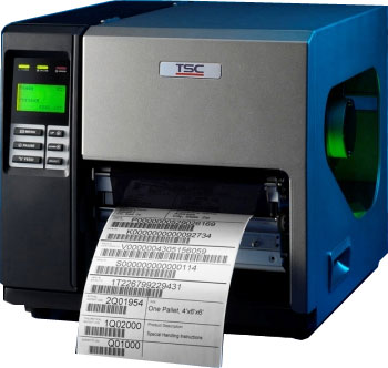TSC TTP-268M Thermal Barcode Label Printer