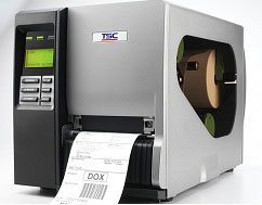 TSC TTP-344M Plus Thermal Barcode Label Printer