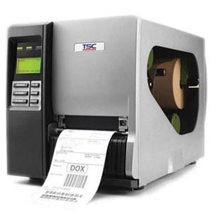 TSC TTP-644M Thermal Barcode Label Printer