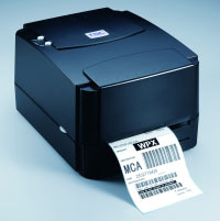 TSC TTP-243 Thermal Barcode Label Printer