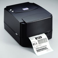 TSC TTP-244 Thermal Barcode Label Printer