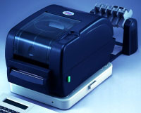 TSC TTP-245 Thermal Barcode Label Printer