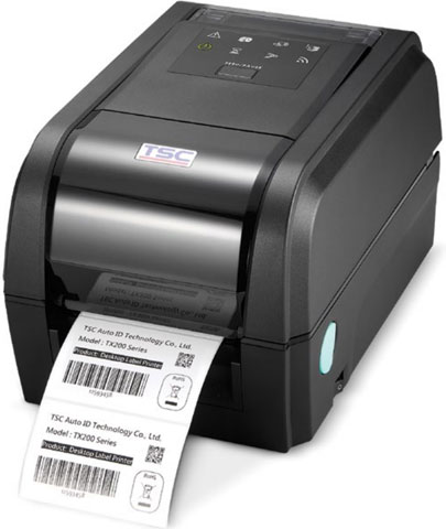 TSC TX200 Series Thermal Barcode Label Printer