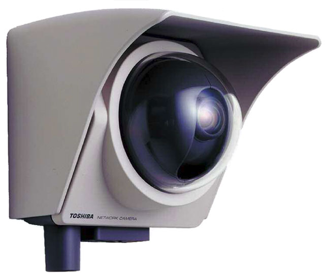 Toshiba IK-WB15A Security Cameras